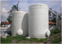 Fiberglass Chemical Tanks & Other Fiberglass Products