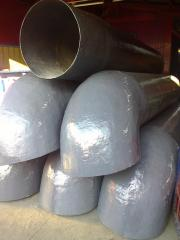 Fiberglass Pipes, Exhaust Pipes, Fittings, & Other Fiberglass Products