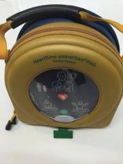 HeartSine Automated External Defibrillator