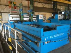 Structural Steel Fabrication Machines, Access