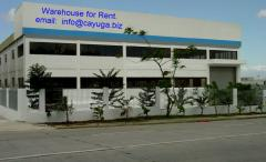 Warehouse & Factory Building for rent in the Philippines