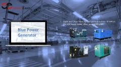 Blue Power Generator
