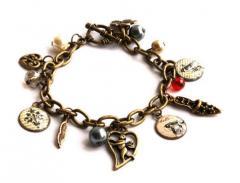The heart bracelet