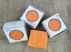 Papaya Soap w/ Dead Sea Scrub 100g