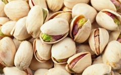 Organic pistachio nuts, additives free pistachios