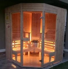Sauna Kit 4 to 6 person