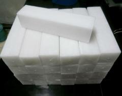 Fully Refined Paraffin Wax Semi Refined Paraffin Wax CAS 8002-74-2