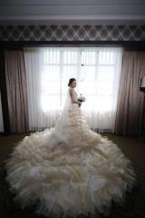 Cassie Wedding Gown