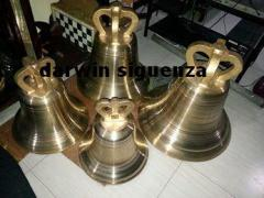 Church Bronze Bell and imported embossed bell