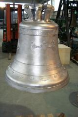 Local and imported church bell for sale