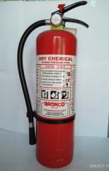 Bronco Fire Extinguisher - Dry Chemical Type