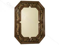 Emperador Mirror Frame
