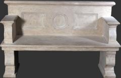 Bench antik mramor