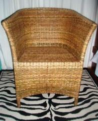 Accent Chair (Rattan)