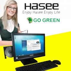 HASEE - PQ23D3W All-in-One PC