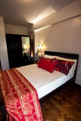 Bed double comfort