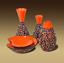 Inca vases Mombasa