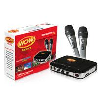 WOW Fiesta WF210 Microphones