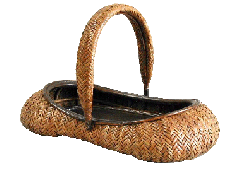Basket wicker WB-1579
