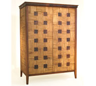 The cabinet  of wood  Coco 4