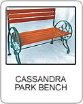 Parc bench Cassandra