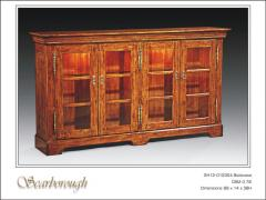 Chest of drawers for books
