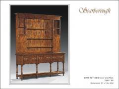 Dresser with Rack SH15-121103
