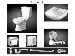 Fncets bathroom
