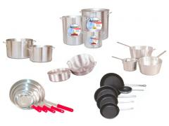 Pots & Pans stainless steel