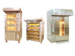 Kolb bakery ovens