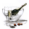 CTL93077  F&D Crystals  Champagne Cooler
