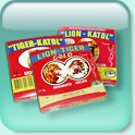 Lion Tiger Lavender Scented Mosquito Coils Sleep with Aromatic Scents.