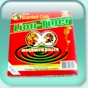 Lion Tiger Citrus Scented Mosquito Coils Sleep with Aromatic Scents.
