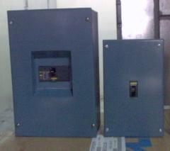Automatic/Manual Synchronization Panel