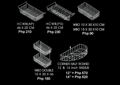 Wire baskets  Purpose Wire Basket