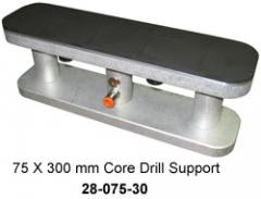 Core Drill Supports