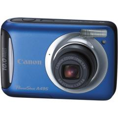 Canon PowerShot A495 Point & Shoot Digital