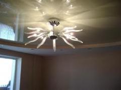 Exclusive chandelier.