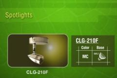 Spot light CLG - 210 F.