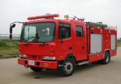 New Fire Vehicls