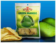 La2Pu Dried Green Mango