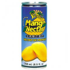Philippine mango nectar