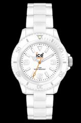 Classic Solid - White - Small Watch