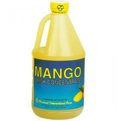 Natural mango drink
