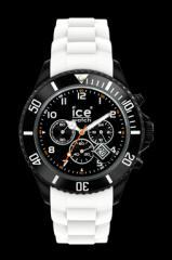 Chrono - Black sili white - Big (CH.BW.B.S.10)