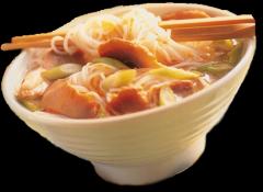 Wheat  noodles.