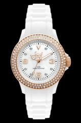 Stone - White Sili - Unisex (ST.WE.U.S.09) Watch