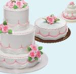 Fantasy  cakes.