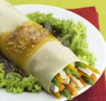 Filipino salad.