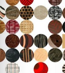 Fabrics tapestry.